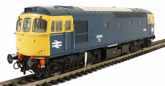 3430 Class 33/0 diesel D6506 in BR blue with full yellow ends