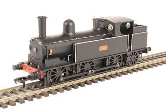 35-050 LNWR 0-6-2T Webb Coal tank 1054 in LNWR plain black - as preserved £101.96