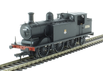 35-077 Class E4 Brighton tank 0-6-2T 32556 in BR black with early emblem