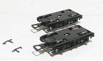 36-005A Pair of BR Mk1 coach bogies