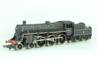 37-052MAIN Class 4MT 4-6-0 75006 in BR Black