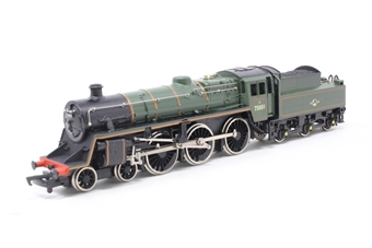 37-053MAIN-PO18 Class 4MT 4-6-0 75001 in BR Green - Pre-owned - minor marks to one side of tender