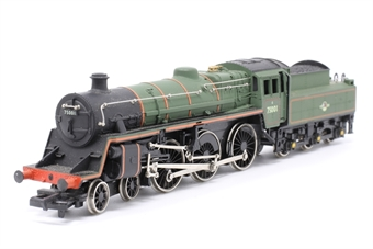 37-053MAIN-PO27 Class 4MT 4-6-0 75001 in BR Green - Pre-owned - Imperfect box