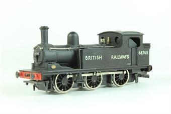 37-055MAIN Class J72 0-6-0T 68745 in BR Black