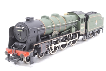 37-057MAIN-PO26 Class 6P Royal Scot 4-6-0 46100 'Royal Scot' in BR Green - Pre-owned - noisy runner - imperfect box