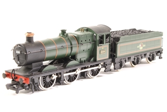 37-077Mainline-PO07 Class 2251 Collett Goods 0-6-0 3210 in BR Green - Pre-owned - slow runner in forward direction £24