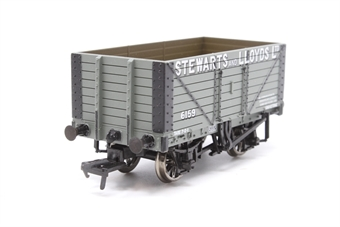 "37-150-PO05 8-plank wagon ""Stewarts And Lloyds Ltd"" - Pre-owned - replacement box"