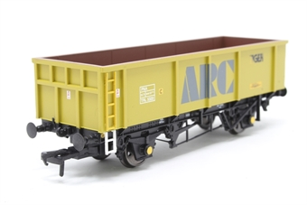 37-552B-PO01 46 Ton glw PNA box mineral wagon in ARC (Tiger) livery - Pre-owned - Like new
