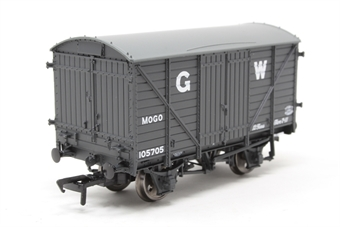 37-778C-PO01 12 ton mogo van in GWR grey - Pre-owned - Like new