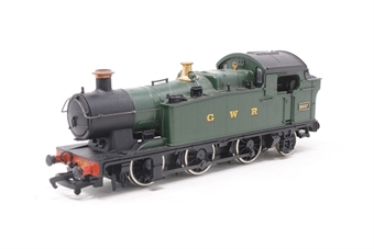 37038-PO17 Class 66xx 0-6-2T 6697 in GWR Green - Pre-owned - DCC fitted