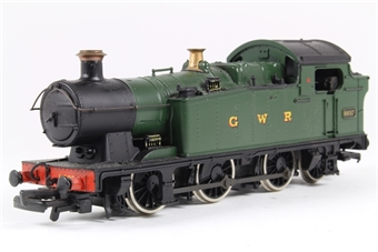 37038 Class 66xx 0-6-2T 6697 in GWR Green