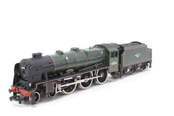 37066-PO10 Class 7P Rebuilt Patriot 4-6-0 45532 'Illustrious' in BR Green - Pre-owned - noisy runner