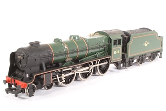37066-SD04 Class 7P Rebuilt Patriot 4-6-0 45735 'Comet' in BR Green - Pre-owned - renumbered and renamed poor standard - noisy runner