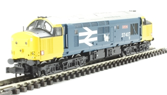 371-165 Class 37/4 37407 'Loch Long' in BR Blue with Large Logo