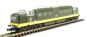 371-285 Class 55 Deltic D9007 'Pinza' in BR green £74