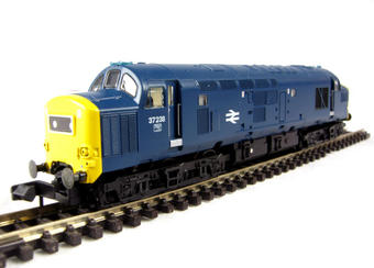371-452 Class 37/0 37238 in BR Blue with Centre Headcode Boxes