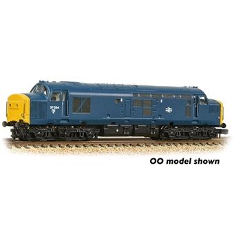 371-465A Class 37/0 37284 in BR blue
