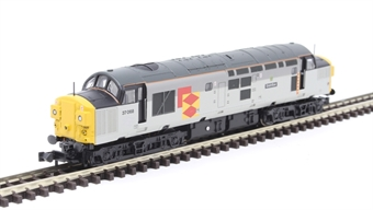 "371-470 Class 37/0 37068 ""Grainflow"" in BR Railfreight triple grey distribution sector"