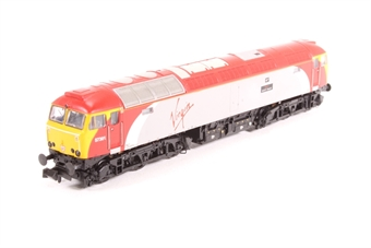 371-650-PO01 Class 57/3 57301 'Scott Tracy' in Virgin Trains Livery - Pre-owned - Like new £88