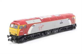 371-650-PO02 Class 57/3 57301 'Scott Tracy' in Virgin Trains Livery - Pre-owned - Like new £94