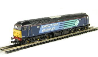 371-654 Class 57/0 diesel 57011 in DRS livery £49