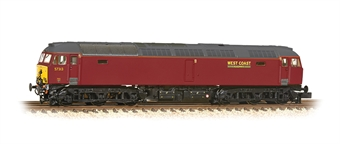 371-658 Class 57/3 57313 in West Coast Railway Company maroon £106.21