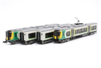 371-701-PO03 Class 350/2 Desiro 4-car EMU 350 238 in London Midland livery - Pre-owned - Like new