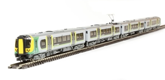 371-702 Class 350/1 Desiro 4 Car EMU 350 101 in London Midland livery £89