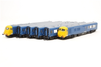 371-740-PO09 Class 251 Blue Pullman 6 car Midland set in Nanking blue - Pre-owned - replacement box £245