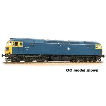 371-829 Class 47/4 47435 in BR blue