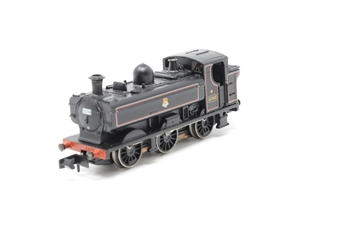 371-925-PO05 Class 8750 0-6-0 Pannier Tank 8763 in BR Lined Black with early logo - Pre-owned - Poor noisy runner