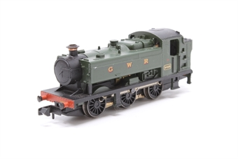 371-953-PO03 Class 94xx 0-6-0 Pannier Tank 9409 in GWR Green - Pre-owned - Like new - imperfect box