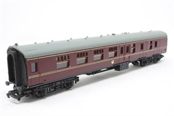 37108-PO13 MK1 Corridor BSK M35040 Maroon - Pre-owned - Like new - imperfect box
