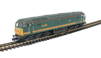 371-226 Class 47 47832 in First Great Western Livery
