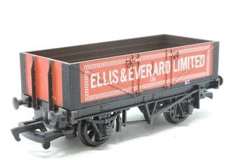 37131Main-PO09 5 plank Open Wagon - 'Ellis & Everard Ltd.' - Pre-owned - replacement box