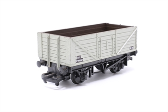 37152-PO04 7-Plank Open Wagon P99347 in BR Grey - Pre-owned - replacement box