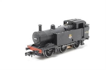372-206-PO01 Class 3F Jinty 0-6-0T 47231 in BR black with early emblem - Pre-owned - Like new