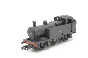 372-207-PO02 Class 3F Jinty 0-6-0T 47472 in BR Black with late crest. - Pre-owned - weathered