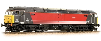 """372-260 Class 47/8 47814 """"Totnes Castle"""" in Virgin Trains red and black"""