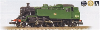 372-331 Standard Class 3MT Tank 2-6-2 82020 in BR plain green with late crest