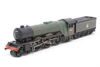 """372-377-PO01 Class A3 4-6-2 60066 """"Merry Hampton"""" with single chimney in BR green with early emblem - Pre-owned - Like new"""