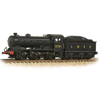 372-400A Class J39 0-6-0 4761 in LNER black
