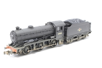 372-403-PO05 Class J39 0-6-0T 64841 in BR black with late crest & stepped tender - weathered - Pre-owned - DCC fitted -Slow Runner Imperfect Box