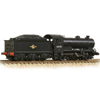 372-403A Class J39 0-6-0 64739 in BR black with late crest