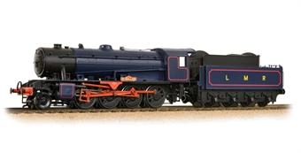 "372-429 Class WD 2-8-0 79250 ""Major-General Mc Mullen"" in Longmoor Military Railway blue"