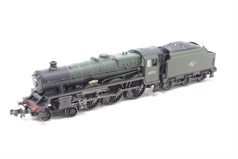 372-481-PO Class 6P Jubilee 4-6-0 45572 'Eire' in BR green with late crest - weathered - Pre-owned - Inconsistent runner