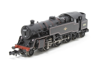 372-536-PO05 Class 4MT Standard 2-6-4T 80119 BR lined black with late crest - Pre-owned - DCC fitted, inconsistent runner