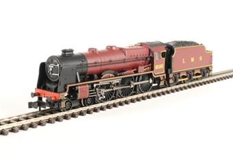372-578 Class 6P Rebuilt Royal Scot 4-6-0 6100 'Royal Scot' in LMS Crimson (as preserved)