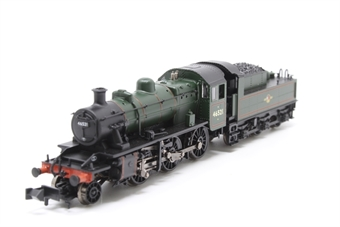 372-625-PO10 Class 2MT Ivatt 2-6-0 46521 in BR lined green with late crest - Pre-owned - Noisy runner due to split gears