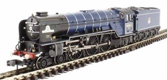 "372-800B Class A1 4-6-2 60163 ""Tornado""' in BR Express blue (as preserved) £135"